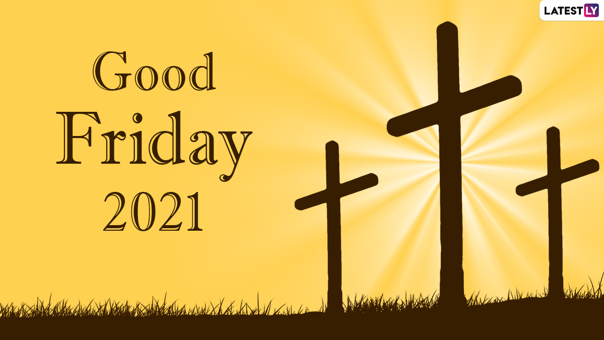 Good Friday 2021 with Steve Tristan